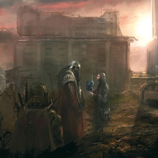 WASTELAND - Les Terres Gâchées - I Le Chemin des Cendres