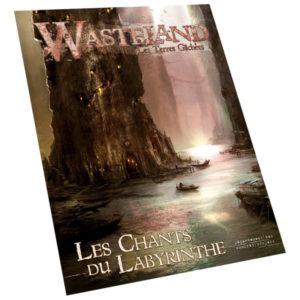 WASTELAND - Les Terres Gâchées - II Les Chants du Labyrinthe