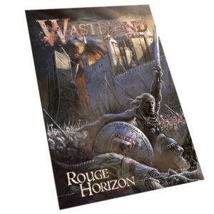 WASTELAND - Les Terres Gâchées - IV Rouge Horizons