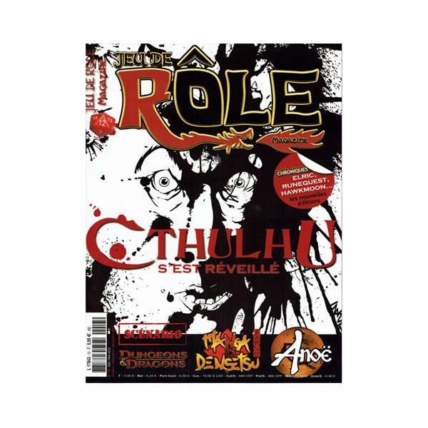 Jeu de rôle magazine n° 06