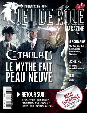 Jeu de rôle magazine n° 29