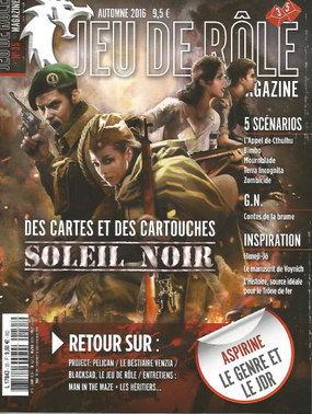 Jeu de rôle magazine n° 35