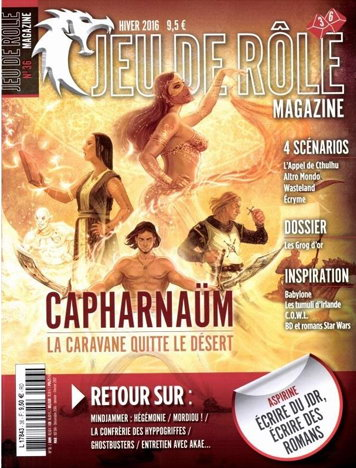 Jeu de rôle magazine n° 36