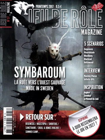 Jeu de rôle magazine n° 37