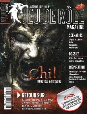 Jeu de rôle magazine n° 39
