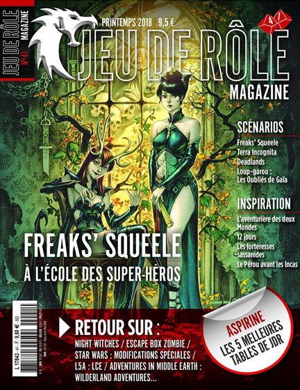 Jeu de rôle magazine n° 41
