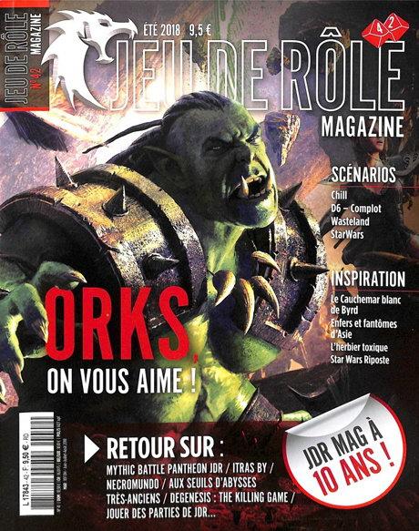 Jeu de rôle magazine n° 42