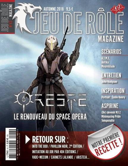 Jeu de rôle magazine n° 43