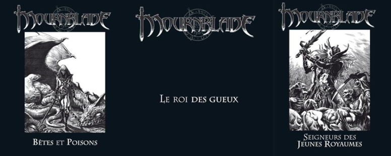 MOURNBLADE – Michael Moorcock – Boite Collector