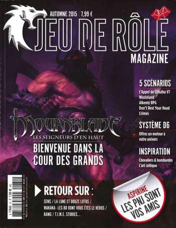 Jeu de rôle magazine n° 31
