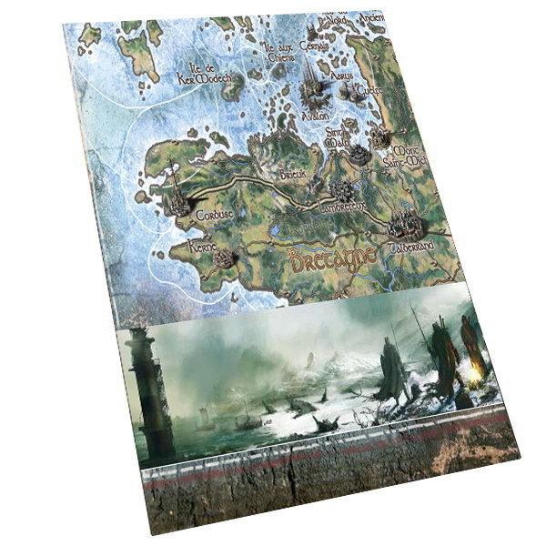 Wasteland - Ecran de jeu (Collector)