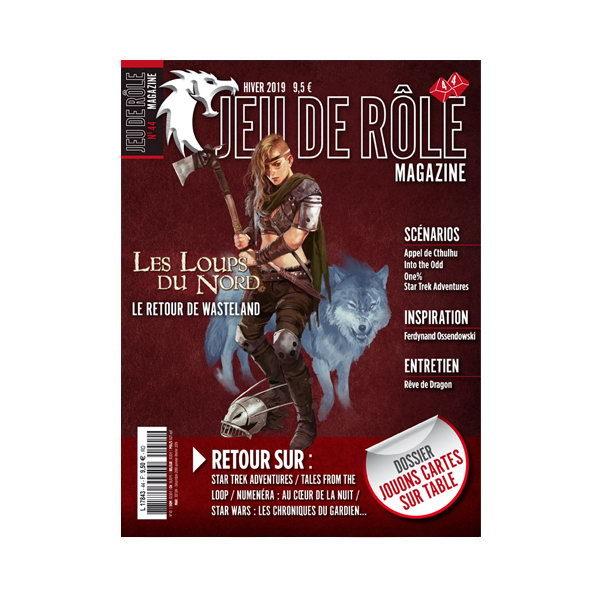 Titam - JDR Magazine 44