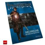 Mournblade - Encyclopédie des Jeunes Royaumes - Argimiliar - Numérique
