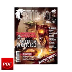 JDR Magazine