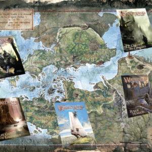 WASTELAND - Les Terres Gâchées