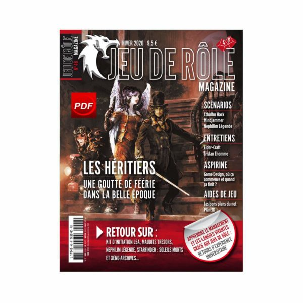 Jeu de rôle magazine n° 48 - TITAM
