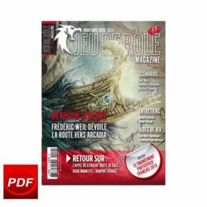 Jeu de rôle magazine n° 49 - TITAM