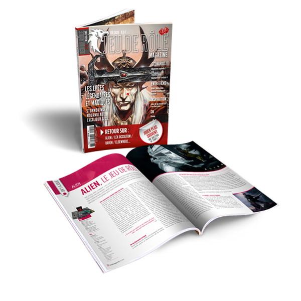 TITAM - JDR Mag 50