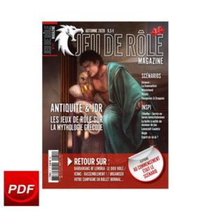 TITAM - JDR Mag 51 - Numérique